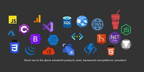 Build Modern Web Applications on Azure with ASP.NET Core tickets