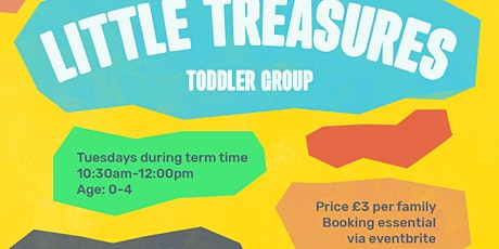 Little Treasures Stay and Play tickets