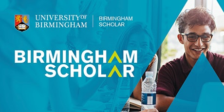 The Birmingham Scholar Vice-Chancellor's Welcome 2021 tickets