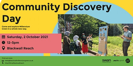 Community Discovery Day tickets