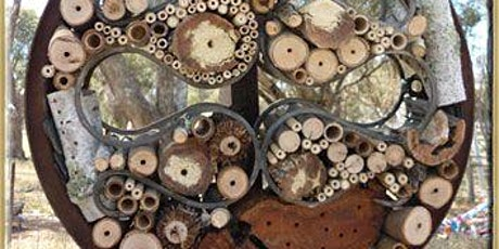 NHS EVENT: Build a bug house at the allotment tickets