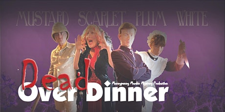 Murder Mystery | Dead over Dinner tickets