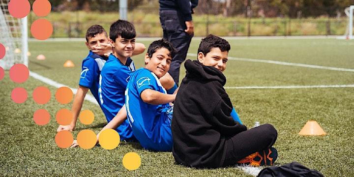 CMY Sport Initiative Launch image