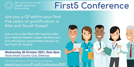 First 5 Conference tickets