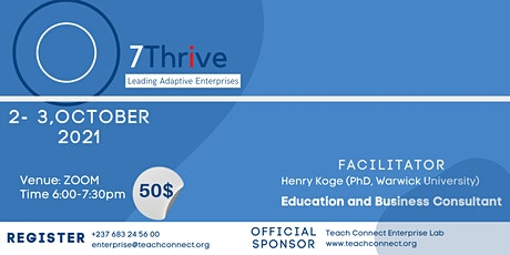 Leading Adaptive Enterprises tickets