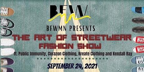 BFWMN Presents The Art of Streetwear tickets