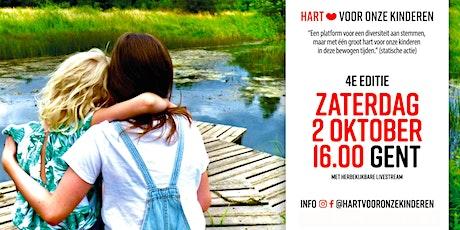Hart voor onze Kinderen 4, Citadelpark Gent (Monterey Kiosk) tickets