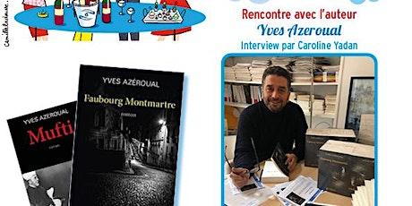 Afterwork avec Yves Azeroual billets