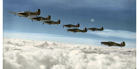 Tea Time Talks with the CMSM: The Battle of Britain tickets