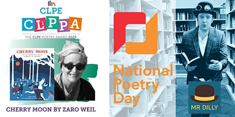 National Poetry Day 2021 for Schools - Mr Dilly Meets Zaro Weil tickets