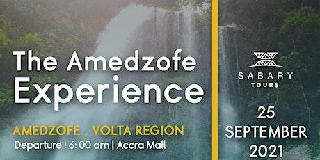 The Amedzofe Experience tickets