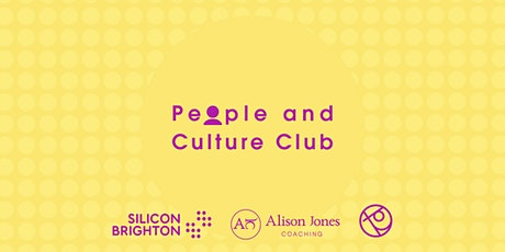 People and Culture Club - Building a Learning Culture tickets