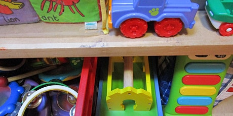 Friday Toddler Group tickets