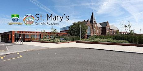 St. Mary's Catholic Academy Year 6 Tours tickets