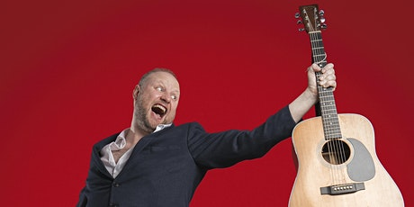 Fred Cooke: Work In Progress Show tickets