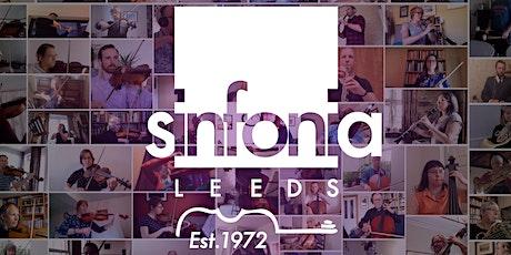 Sinfonia of Leeds: Brahms, Thorvaldsdottir tickets