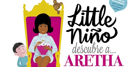 """Little Niño descobreix a… Aretha Franklin"" amb Little Niño tickets"