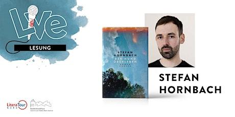 LESUNG: Stefan Hornbach Tickets