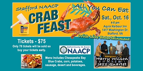 All You Can Eat Crab Feast tickets