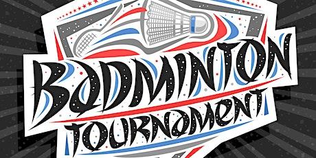 QUTBA BADMINTOM TOURNAMENT-2021 tickets