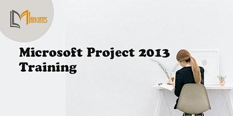 Microsoft Project 2013 2 Days Virtual Live Training in Birmingham tickets