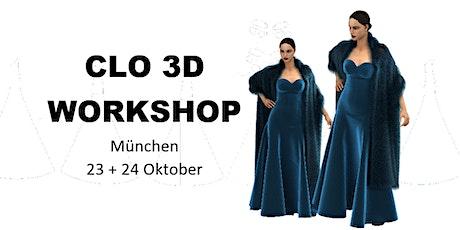 CLO 3D Workshop für Anfänger in München Tickets