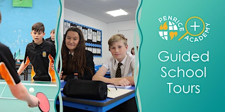 Daytime Guided Tour of Penrice Academy - Tues 5th and Wed 6th October tickets