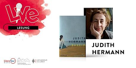 LESUNG: Judith Hermann Tickets