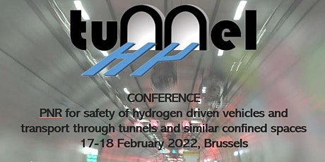 PNR for safety of hydrogen driven vehicles and transport through tunnels billets