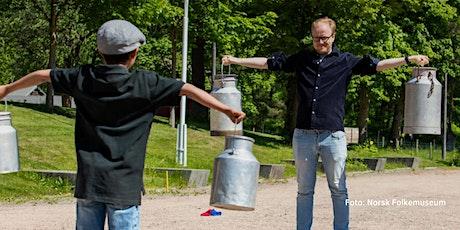 Lek og opplevelser på Norsk Folkemuseum, Bygdøy tickets