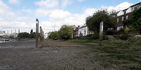 Riverside Archaeology stroll on Thames Footpath Strand-on-the-Green tickets