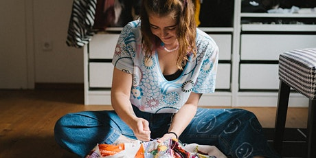 Upcycling Workshop mit Melina Lammers Tickets