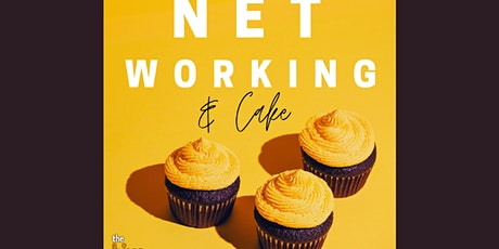 Networking & Cake  - 24th September 2021 tickets