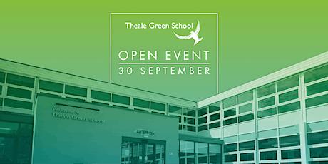 Theale Green School - Prospective Year 7 Open Evening tickets