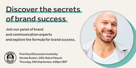 Discover the Secrets of Brand Success tickets