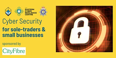 Cyber Security for small businesses tickets
