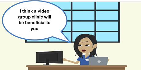 Video Group Clinic Training tickets