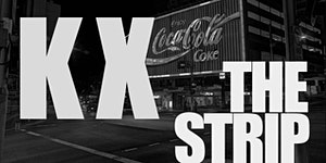 Late Night Library: KX The Strip