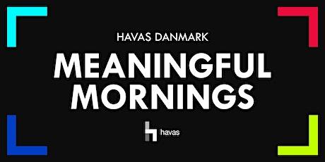 Meaningful Morning: COVID generationen tickets