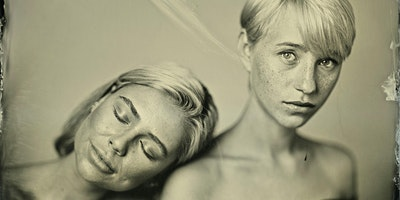 "4-Day  ""The Collodion Portrait"" workshop with Markus Hofstätter"
