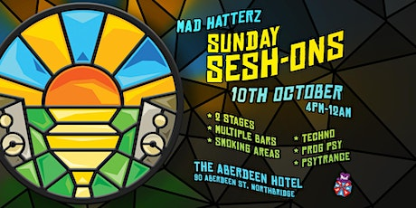 The Mad Hatterz Sunday Sesh-Ons #2 tickets