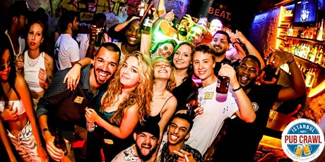Istanbul Party Pub Crawl - International Rooftop Parties tickets