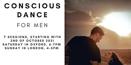 Conscious Dance Module - for Men tickets