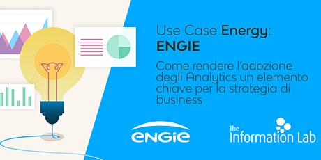 Use Case Energy: ENGIE biglietti