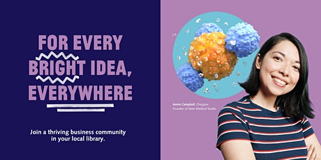 // BIPC Tees Valley Business Support Roadshow // Ingleby Barwick Library tickets