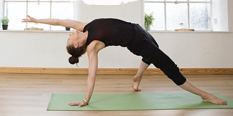 Friday Morning Online Yoga tickets