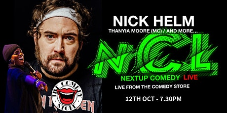 NextUp Comedy Live From The Comedy Store London tickets