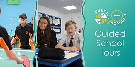 Daytime Guided Tour of Penrice Academy - Tues 12th and Wed 13th October tickets