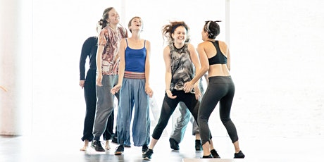 Dancing The Self - Mindful Movement workshop for Girls (online) tickets