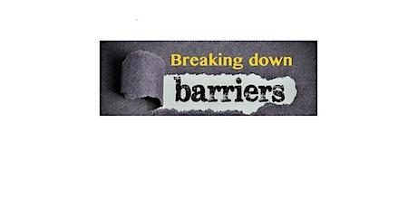 Breaking down Barriers - Trailblazers series tickets